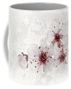 Cherry Blossoms Close Up Coffee Mug by Elena Elisseeva