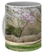 Cherry Lane Series  Picture I Coffee Mug
