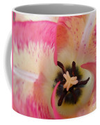 Cherry Pink Swirl Coffee Mug