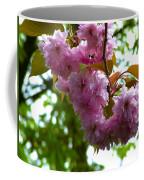 Cherry Tree Blossom Coffee Mug