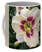 Cherryberry Daylily Coffee Mug