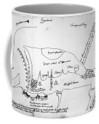 Chesapeake Bay, 1776 Coffee Mug