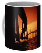 Chesapeake Bay Bridge Coffee Mug