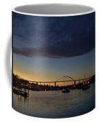 Chesapeake City Twilight Coffee Mug