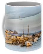 Chesapeake Fishing Boats Coffee Mug