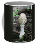 Chess Piece In The Forest Coffee Mug