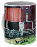 Chester County Chickens Coffee Mug