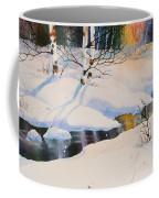 Chester Creek Shadows Coffee Mug