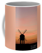 Chesterton Windmill Coffee Mug by Anne Gilbert