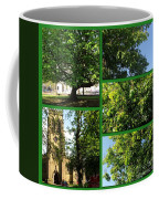 Chestnut Trees At Christchurch Coffee Mug
