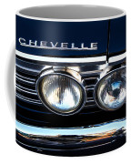 Chevelle Headlight Coffee Mug