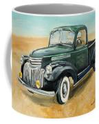 Chevrolet Art Deco Truck Coffee Mug