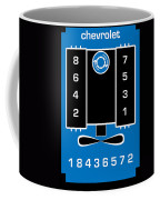 Chevrolet Firing Order Coffee Mug
