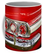 Chevrolet Impala Classic Rear View Coffee Mug
