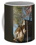 Chevron Station Ghost Town Gleeson Arizona 1972 Coffee Mug