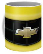 Chevy Camero Emblem 01 Coffee Mug