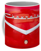 Chevy Logo 1957 Coffee Mug