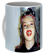 Chewing Gum Smile Coffee Mug