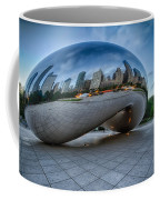 Chicago - Cloudgate Reflections Coffee Mug