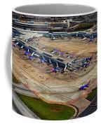 Chicago Airplanes 03 Coffee Mug