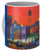Chicago Avenue Looking West Coffee Mug