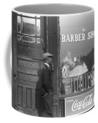 Chicago Barber Shop, 1941 Coffee Mug