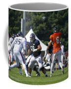 Chicago Bears G Matt Slauson Training Camp 2014 02 Coffee Mug