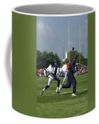 Chicago Bears Hc Marc Trestman Training Camp 2014 02 Coffee Mug
