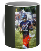 Chicago Bears Rb Matt Forte Training Camp 2014 Photo Art 02 Coffee Mug