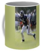 Chicago Bears Te Zach Miller Training Camp 2014 03 Coffee Mug