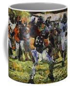 Chicago Bears Te Zach Miller Training Camp 2014 Pa 04 Coffee Mug