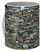 Chicago Bears Training Camp 2014 Collage The Players Coffee Mug