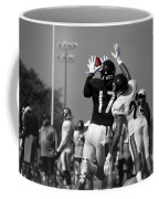 Chicago Bears Wr Alshon Jeffery Training Camp 2014 Sc Coffee Mug