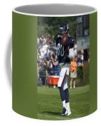 Chicago Bears Wr Armanti Edwards Training Camp 2014 02 Coffee Mug