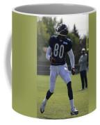 Chicago Bears Wr Armanti Edwards Training Camp 2014 03 Coffee Mug