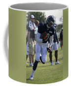 Chicago Bears Wr Armanti Edwards Training Camp 2014 05 Coffee Mug