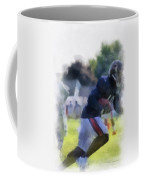 Chicago Bears Wr Micheal Spurlock Training Camp 2014 04 Pa 01 Coffee Mug