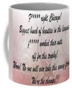 Chicago Blackhawks Crawford's Speech Coffee Mug