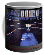 Chicago Blackhawks Please Stand Up With Red Text Sb Coffee Mug