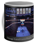 Chicago Blackhawks Please Stand Up With White Text Sb Coffee Mug