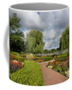 Chicago Botanical Gardens - 97 Coffee Mug by Ely Arsha
