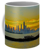 Chicago Breakwater Coffee Mug