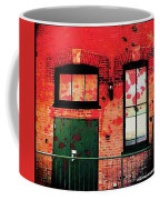 Chicago Brick Facade 21st. Century Coffee Mug