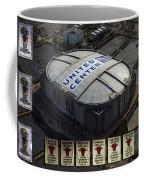 Chicago Bulls Banners Coffee Mug