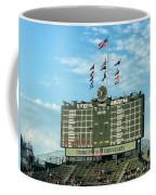 Chicago Cubs Scoreboard 02 Coffee Mug