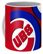 Chicago Cubs Football Coffee Mug