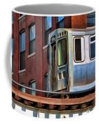 Chicago El And Warehouse Coffee Mug