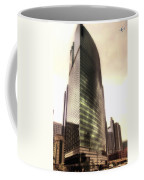 Chicago Facade 333 W Wacker Hdr Coffee Mug
