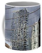 Chicago Facade Reflections Coffee Mug