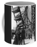 Chicago Ferris Wheel, C1893 Coffee Mug